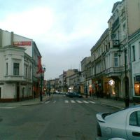 W centrum Gniezna, Конские