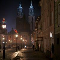 Gniezno, ul. Tumska (1), Островец-Свитокржиски