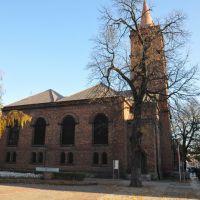 garrison church, Островец-Свитокржиски