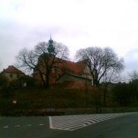 Kościół Św. Trójcy w Gnieźnie, Островец-Свитокржиски