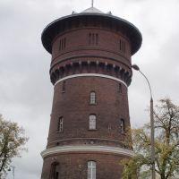Wieża ciśnień/water tower, Сандомерж
