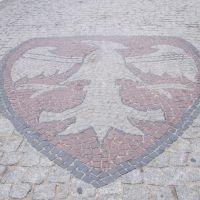 """""""Gniezno na ziemi""""/  Emblem of Gniezno, Сандомерж"""