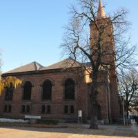 garrison church, Сандомерж