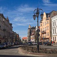 ul.Dąbrówki w Gnieźnie, Сандомерж