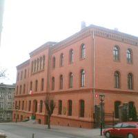 Sąd Rejonowy  przy  ul. Franciszkańskiej w Gnieźnie, Сандомерж