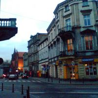 Dominet Bank w centrum miasta, Сандомерж