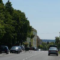 Ulica Norwida, Скаржиско-Каменна
