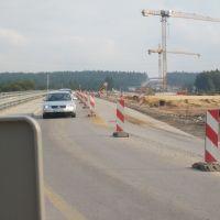 Autostrada  w budowie. Skarżysko -Rejów., Скаржиско-Каменна