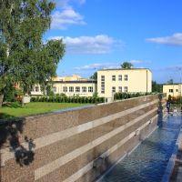 Skarżysko-Kamienna   - na tyłach Miejskiego Centrum Kultury   -  kp, Скаржиско-Каменна