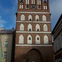 Brama Lidzbarska, Бартошице