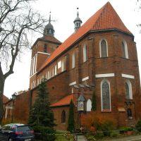Kościół pw. św. Jana Ewangelisty i Matki Boskiej Częstochowskiej, Бартошице