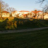 Zielony grudzień  na torze rowerowym, Бартошице