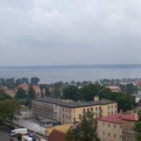 View from Wieża Ciśnień, Гижичко