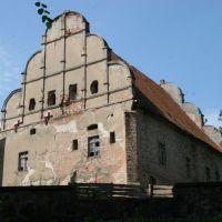 zamek krzyżacki, Гижичко