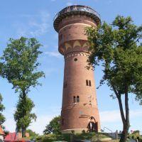 Wieża ciśnień w Giżycku wybudowana na przełomie XIX i XX wieku, Гижичко