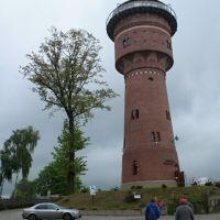 Vyhlídková věž (view-tower), Гижичко