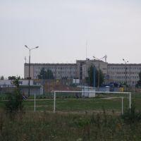 Dzialdowo, Hospital, Дзялдово