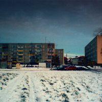 Bloki mieszkalne przy ulicy Norwida, Дзялдово