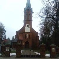 kościół św. Wojciecha w Działdowie, Дзялдово