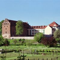 Zamek w Działdowie (www.zamki.pl), Дзялдово