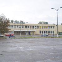 Dzialdowo (Soldau) -  Railway station, Дзялдово