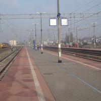 Odrestaurowany Dworzec Działdowo, Дзялдово