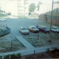 Plac na ul. Leśnej - 1996r, Дзялдово