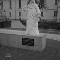 Pomnik Św. Katarzyny w Działdowie, Дзялдово