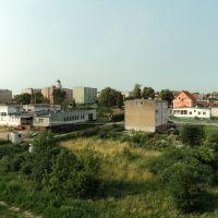 panorama na Działdowo, Дзялдово