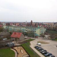 Widok z dachu Karłowicza 4, Дзялдово