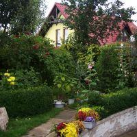ilawa garden, Илава