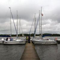 Iława - wypożyczalnia łodzi, Илава