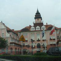 Ratusz Miejski w Iławie, Илава