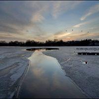 Jezioro Jeziorak, Илава