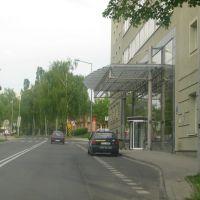 Olsztyn, Warminski Hotel, Ольштын