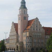 Olsztyn, City Hall, Ольштын