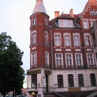 Olsztyn, Building, Ольштын