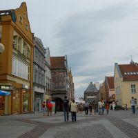 Olsztyn, Ольштын