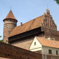 Zamek Kapituły Warmińskiej w Olsztynie, Ольштын