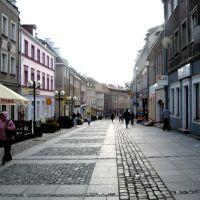 Stare miasto w olsztynie, Ольштын