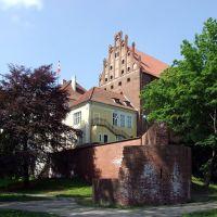 Olsztyn Castle, Ольштын