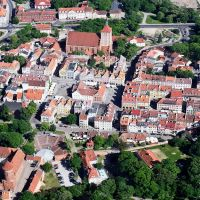 Olsztyn - Old Town, Ольштын