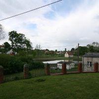 Ramsowo (2009-05): Village view #2, Острода
