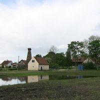 Ramsowo (2009-05): Village view #1, Острода