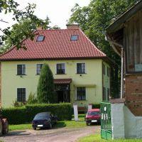 Dom myśliwski Koła Łowieckiego Bór, Шхов