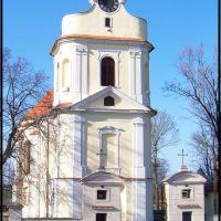 Siedleczek - kościół, Вагровец