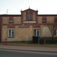 Kleszczewo, Вагровец