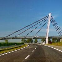 Droga ekspresowa S5-wiadukt Czerlejno, Вржесня