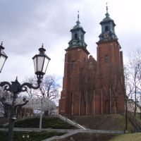 Poland, Gniezno, Gnesen, Cathedral, Гнезно