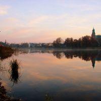 Jezioro Jelonek ., Гнезно